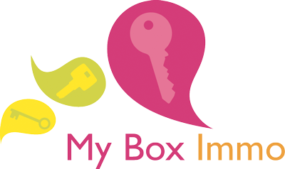 My Box Immo Logo